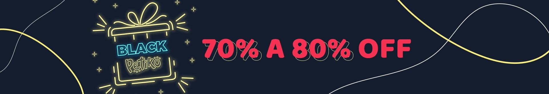 Ofertas 70% e 80% OFF