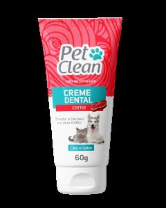Creme Dental Sabor Carne - 60g