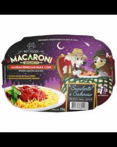 Petisco Macaroni Spaghetti - 25g